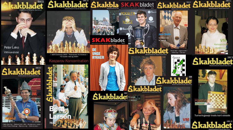 Skakbladet