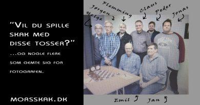 Vil du spille skak med disse tosser?