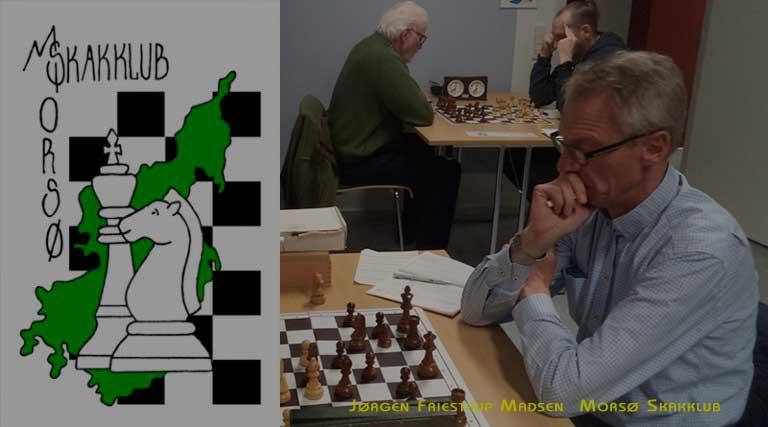 Jørgen Friestrup Madsen Morsø Skakklub