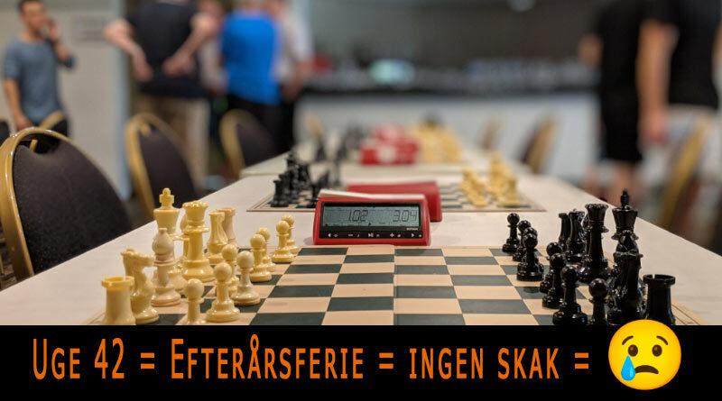 Morsø-Skakklub-Efteraarsferie-ingen-skak