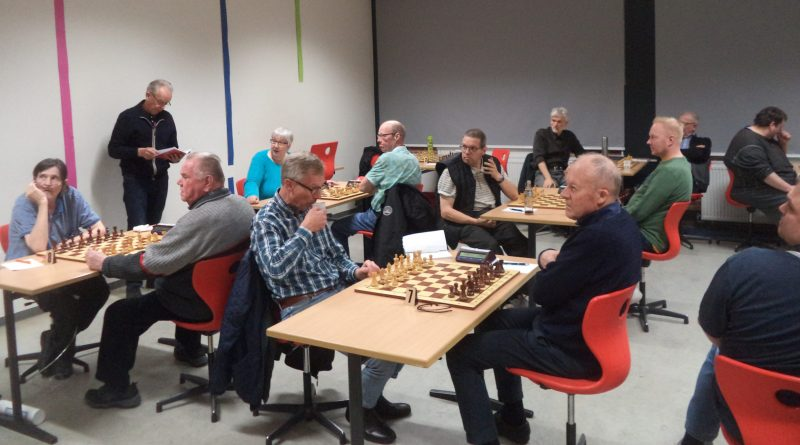 Klar til kamp Morsø Skakklub